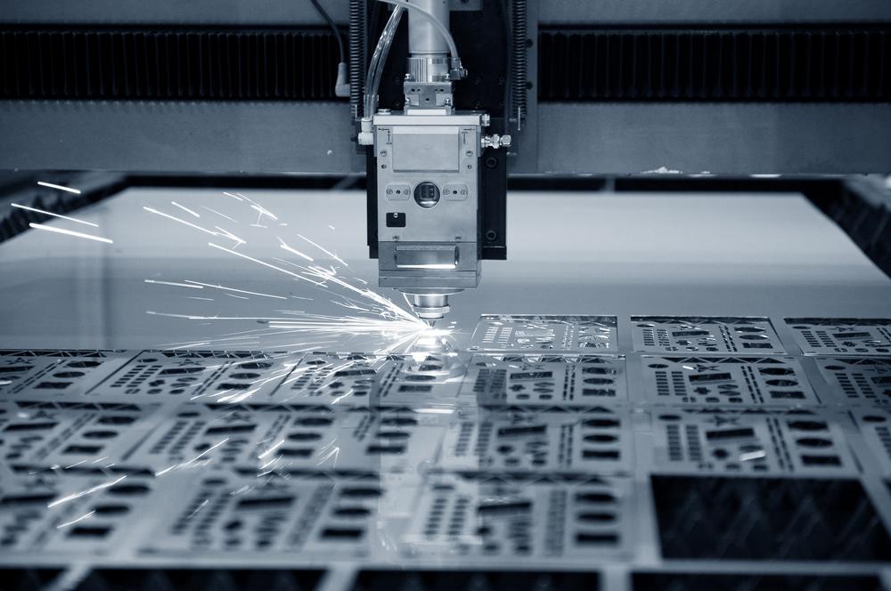 Robomojo Creations Metal Laser-cutting