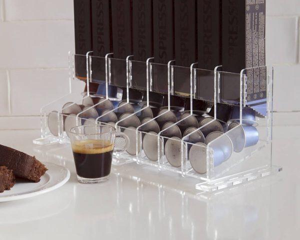 Robomojo Creations Laser cutting Engraving Strand Cape Town-Buy Nespresso Capsules Coffee Pod Holder Large Nespresso Capsules Coffee Pod Holder 3