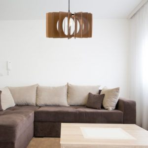 The Novosibirsk Wood Pendant Light1
