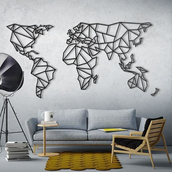 World Map XXXL1