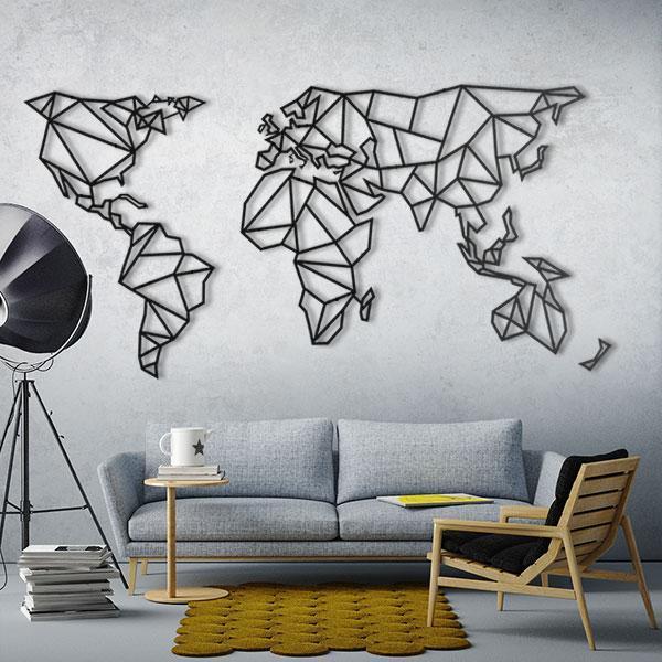 World Map XXXL