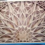 Robomojo Creations laser-cut Multi layer wall art Cape Town