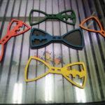 Robomojo Creations laser-cut Batman bow ties Cape Town