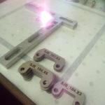 Robomojo Creations Metal fiber laser tags Cape Town
