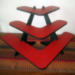 Robomojo Creations laser-cut Wood jewelry stand Cape Town