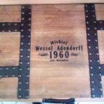 Robomojo Creactons laser engrave Strand Whisky Wooden Box Engraving
