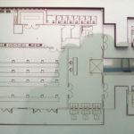 Robomojo Creations laser engrave Strand Architecture design blueprint